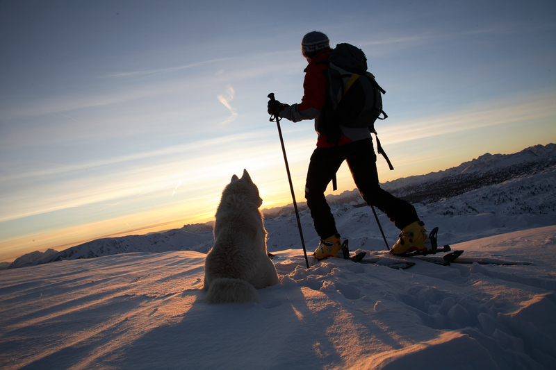 Skitourenparadies Salzkammergut - ©STMG - Fotograf: Christian Parzer